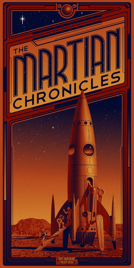 Timothy Anderson-MartianChronicles