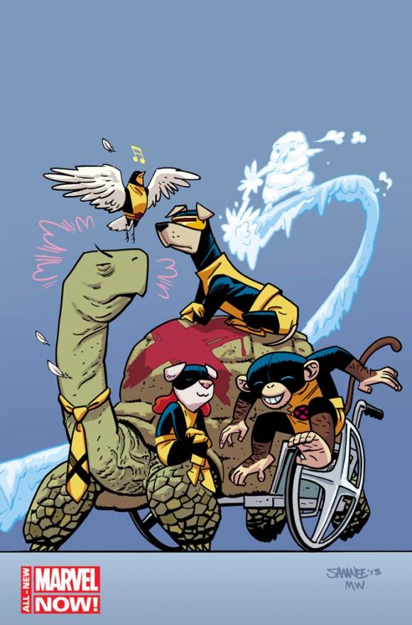 All-New-X-Men-22.NOW-Chris-Samnee-Animal-Variant