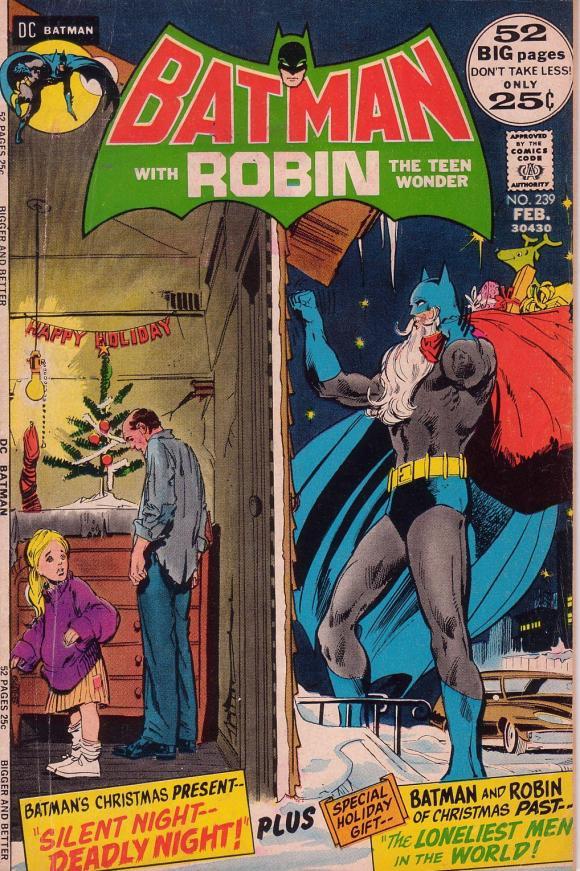 Batman #239 - Page 1