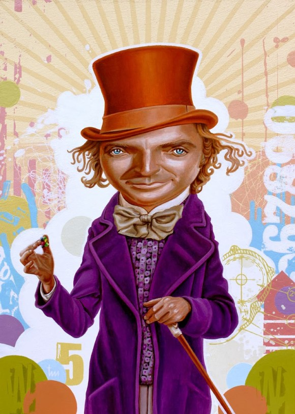 Tim MacLean - Wonka E