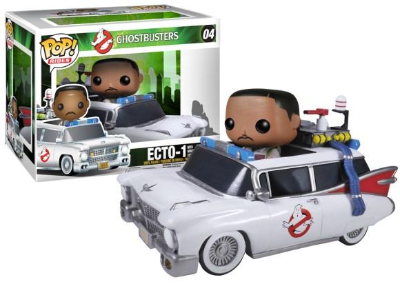 Ghostbusters POP CAR GLAM