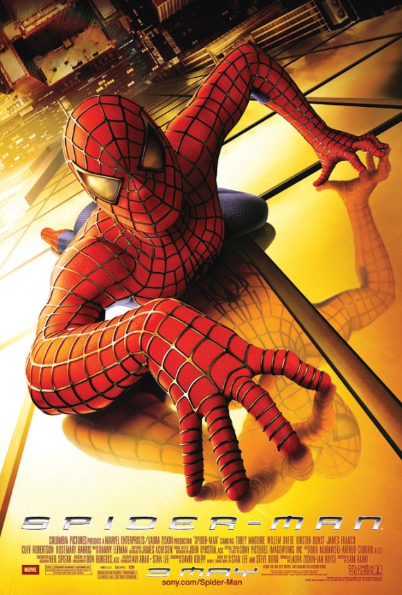 SPIDER-MAN, Tobey Maguire, 2002, (c) Columbia/courtesy Everett Collection