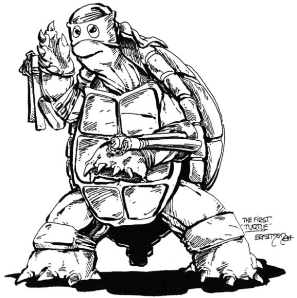 Mondo-collectables-the-first-turtle