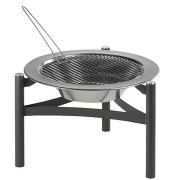 Dancook Firepit - with BBQ top