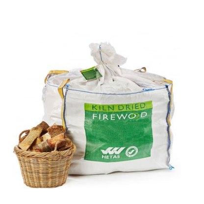 0.8m3-Bulk-Bag-of-Kiln-Dried-Hardwood-Logs For Sale
