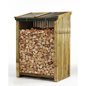 Firewood Log Store