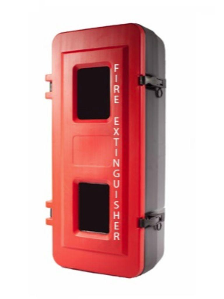 Fire Extinguisher Cabinet Plastic 4 5kg
