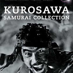 Kurosawa Samurai Collection DVD cover