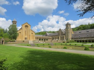 Orval Abbey Today