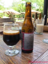 De Struise Black Albert was brewed in tribute to Ebenezer's Pub