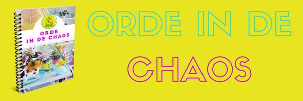 Beschermd: Registreer het dagelijkse | Orde in de Chaos 2.0 – deel 4/10