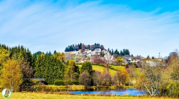 Prachtig berg dorp in Ardèche - Zuid Frankrijk