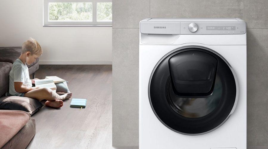 REVIEW Samsung Quickdrive™ Wasmachine en Warmtepompdroger