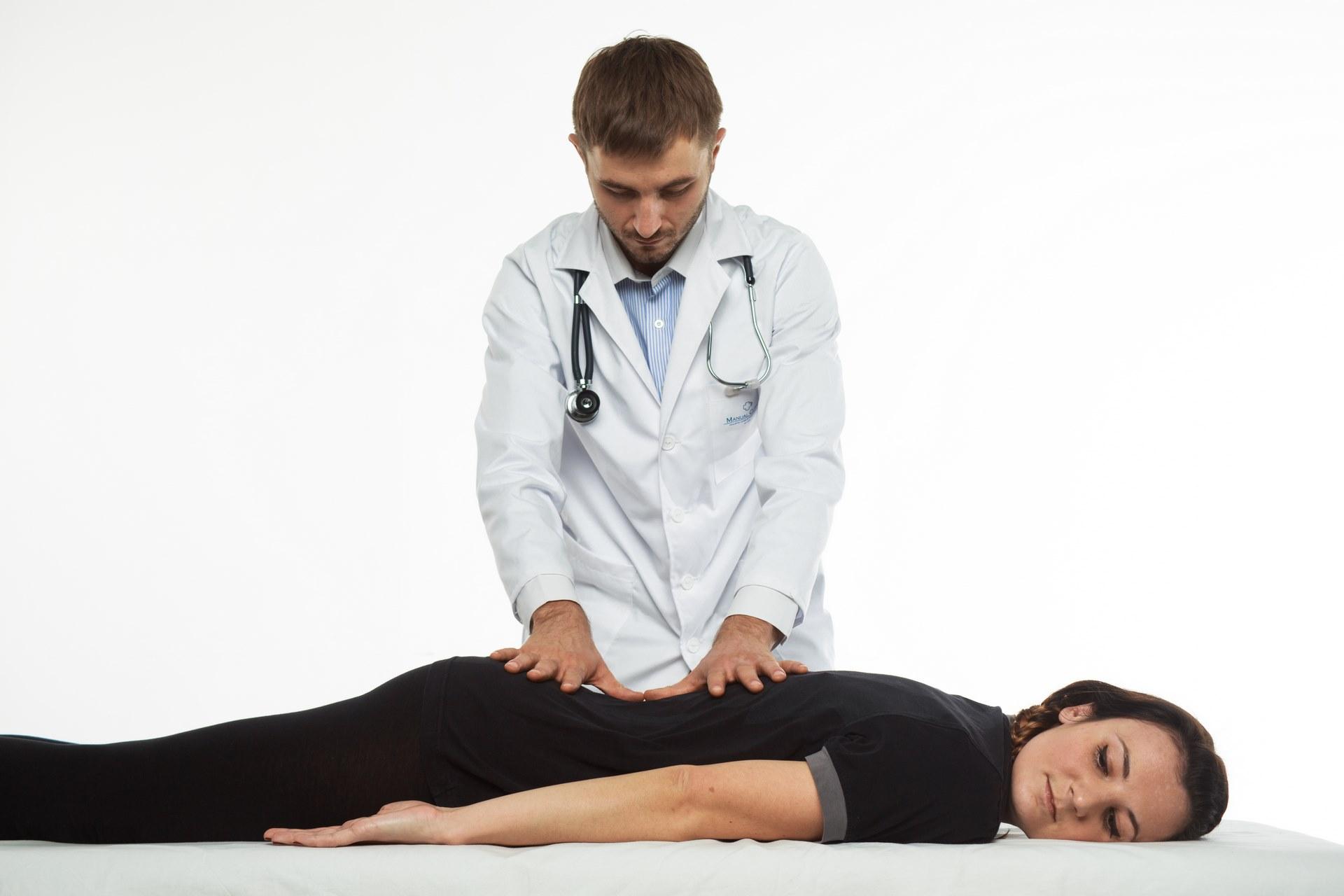 Sesja wizerunkowa fizjoterapeuty z Manual Clinic