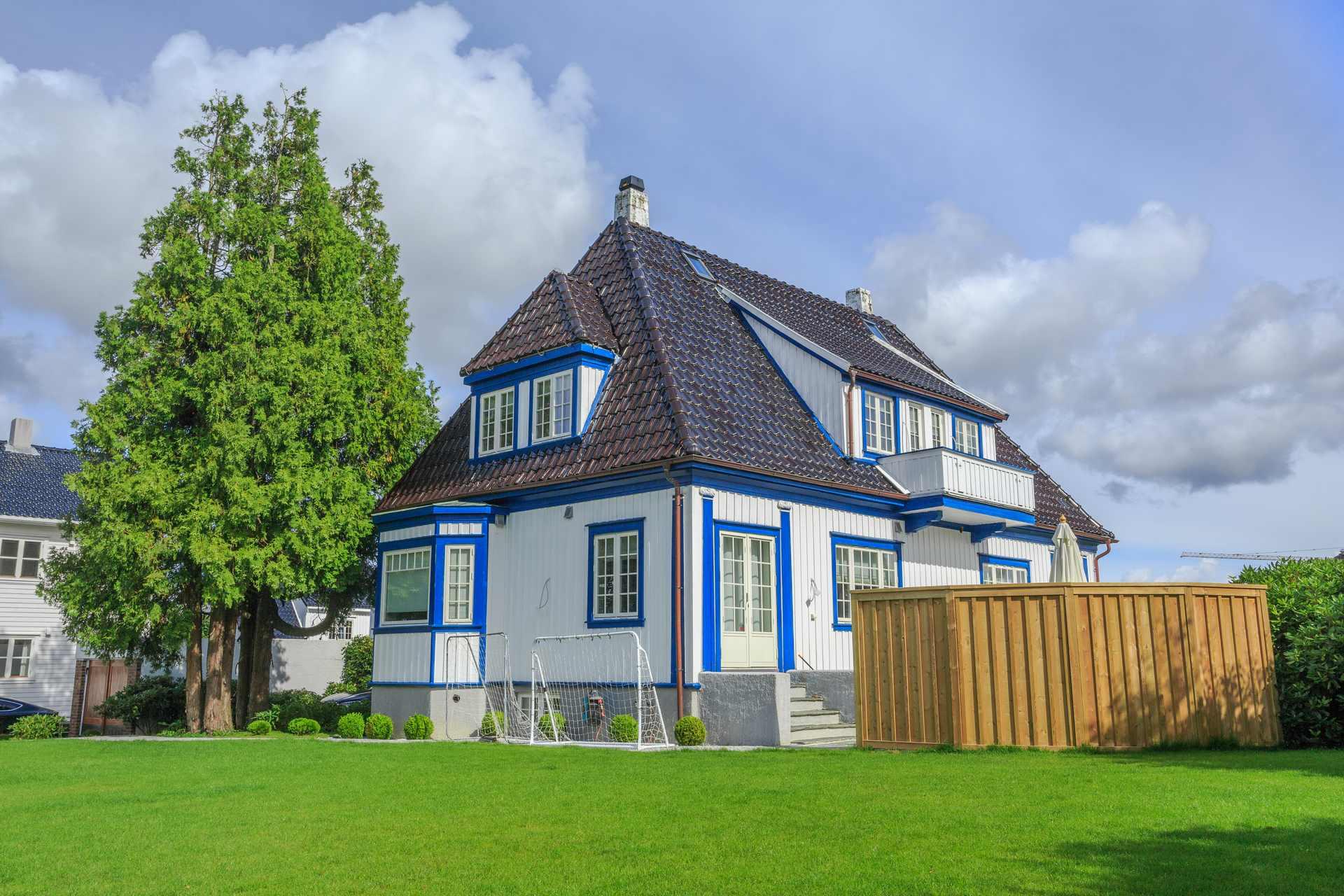 Zdjęcia budynków dla firmy Scandi Hus og Hage