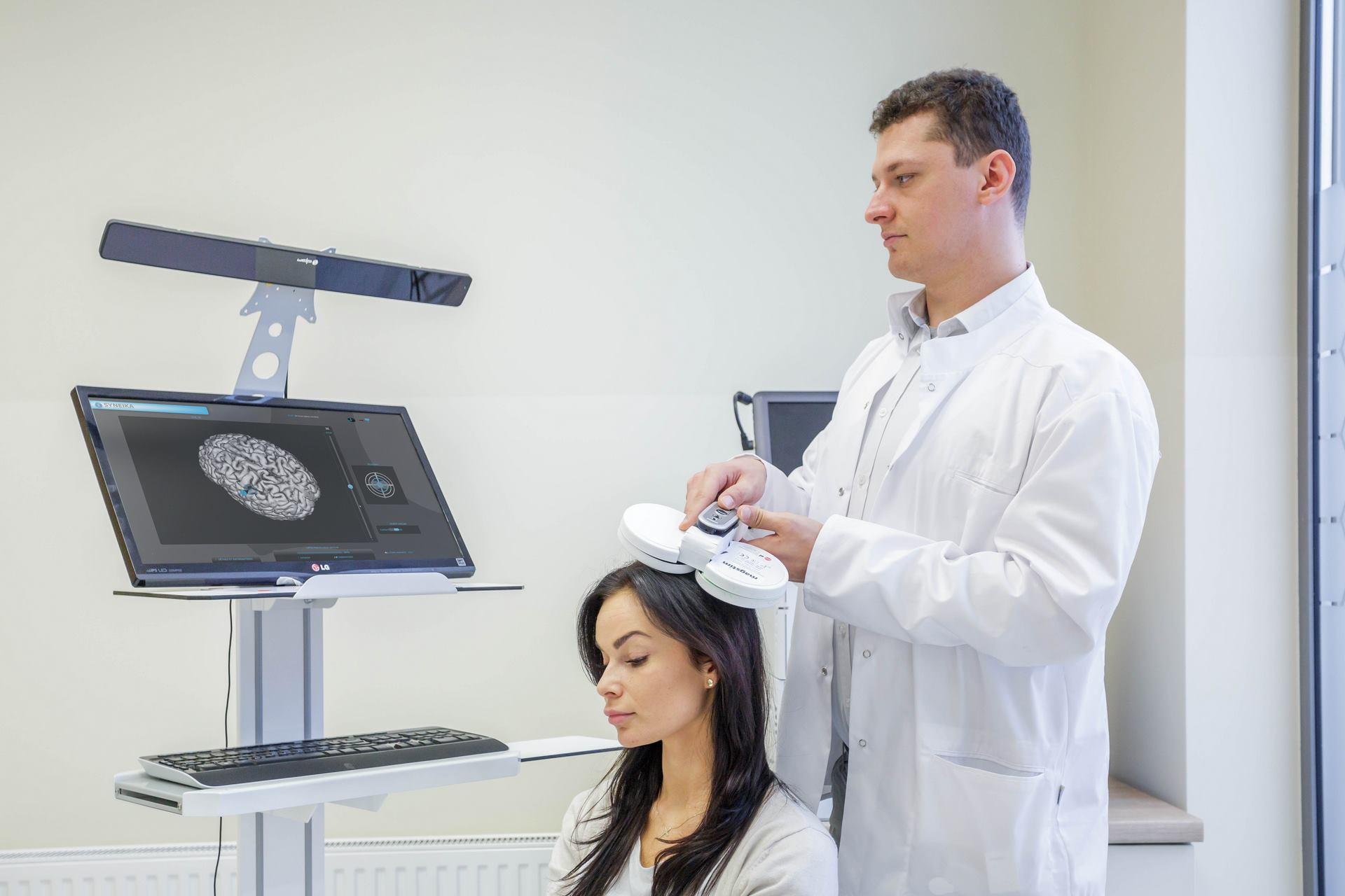 Zdjęcia reklamowe dla kliniki Kinetic w Bydgoszczy