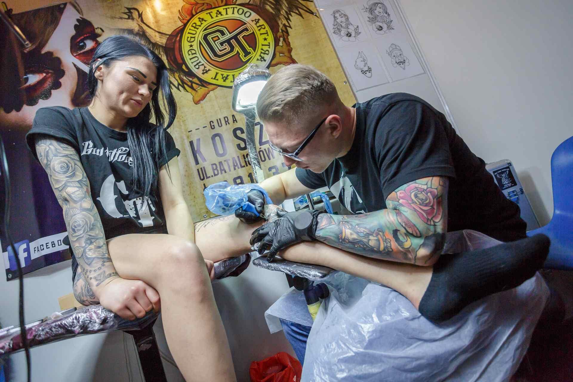 Reportaż z konwentu tatuażu Koszalink 2016