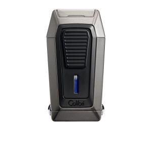 Colibri Quantum Lighter Brushed Gunmetal & Black