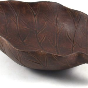 Craftsmans Bench Boca Grande Maduro Tobacco Leaf Cigar Ashtray