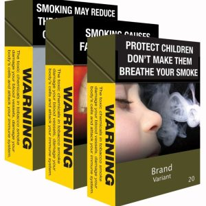 CIGARETTES   TOBACCO - PACKETS, CARTONS, POUCHES & OUTERS