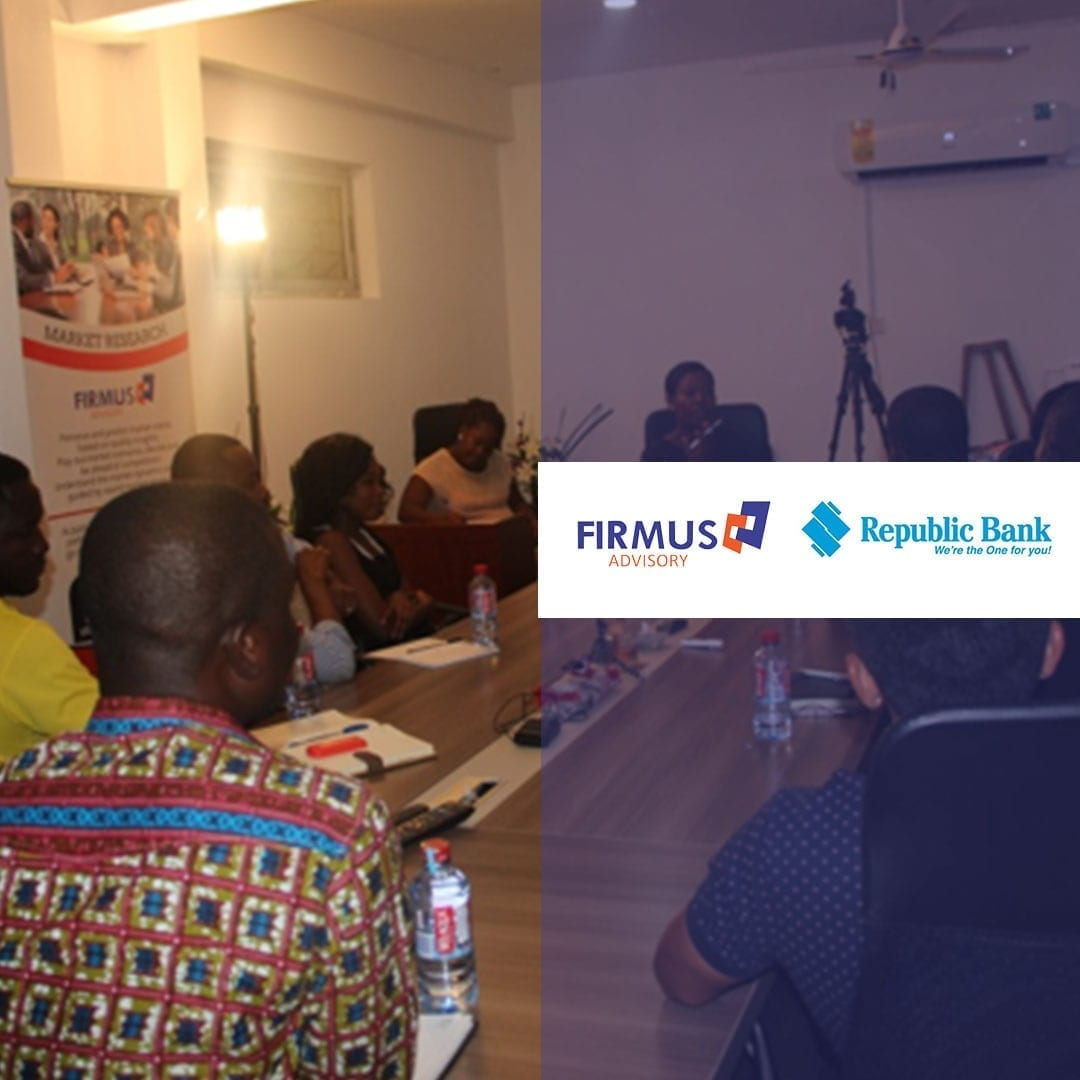 Customer satisfaction study Republic Bank Ghana_Firmus Advisory