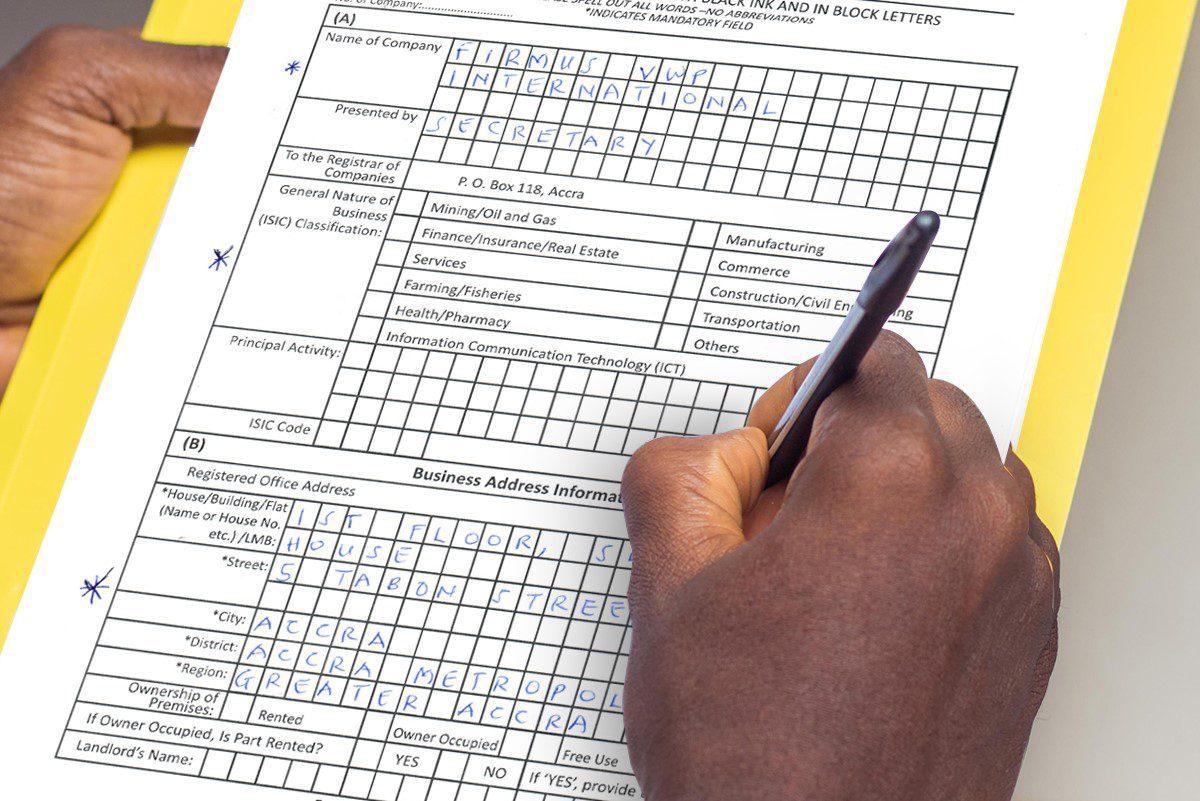 Business plan writers in ghana