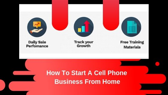 How To Start A Cell Phone Business From Home