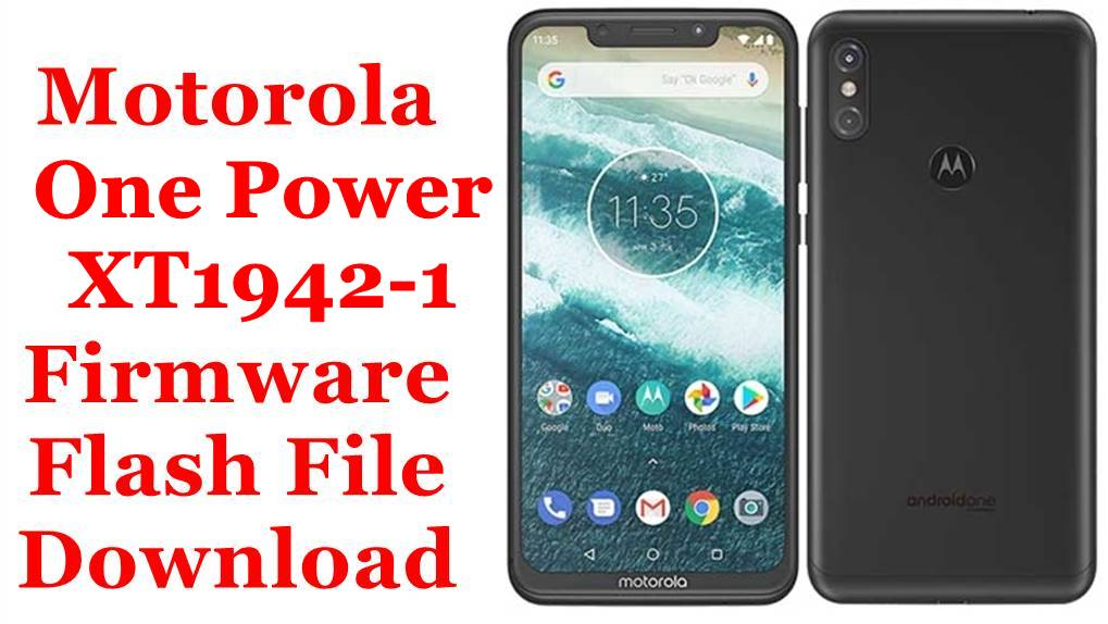 Motorola One Power XT1942-1