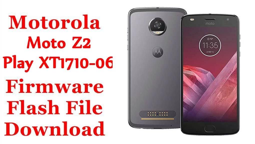 Motorola Moto Z2 Play XT1710-06