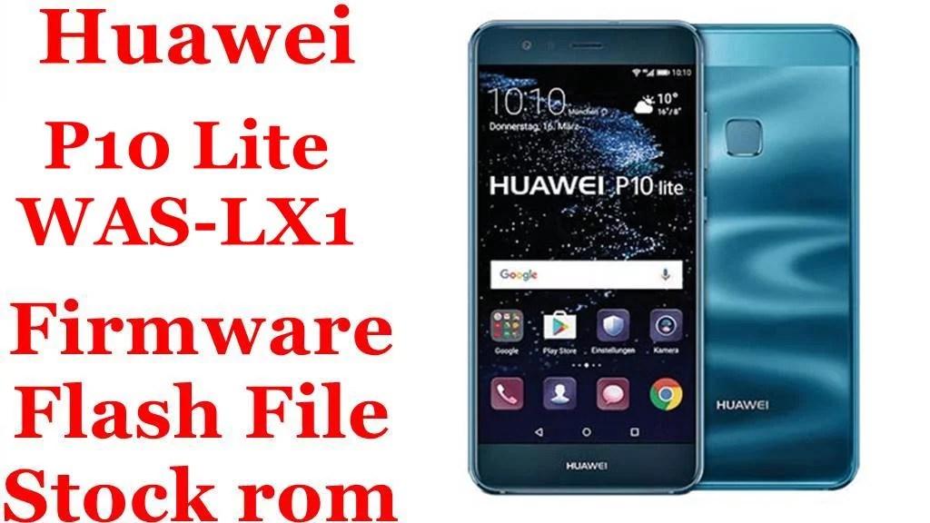 Huawei P10 Lite WAS LX1