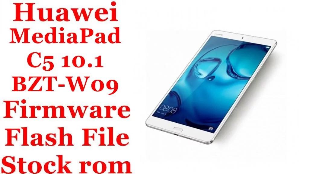 Huawei MediaPad C5 BZT W09