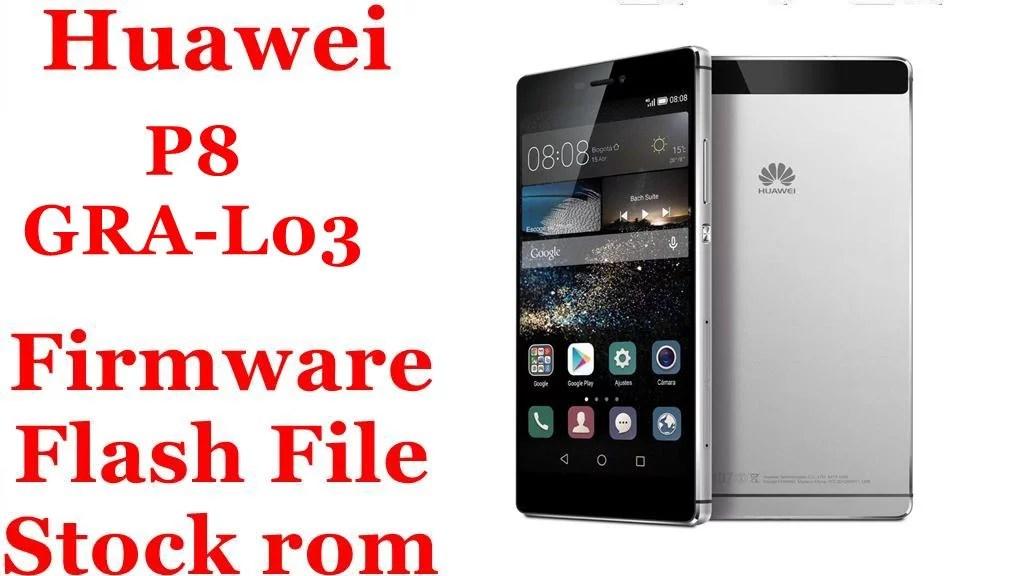 Huawei P8 GRA L03