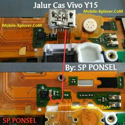 Vivo Y15 Charging Problem Tested Solution