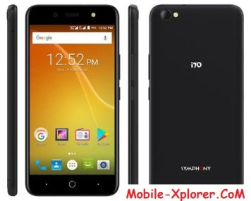 Symphony i70 Firmware Flash Stock Rom Without Password