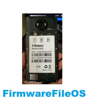 Tinmo F3000 Flash File LCD Dead Fixed Firmware