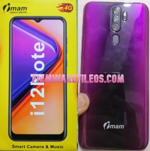 Imam i12 Note Flash File Hang Logo LCD FIX-100% Tested