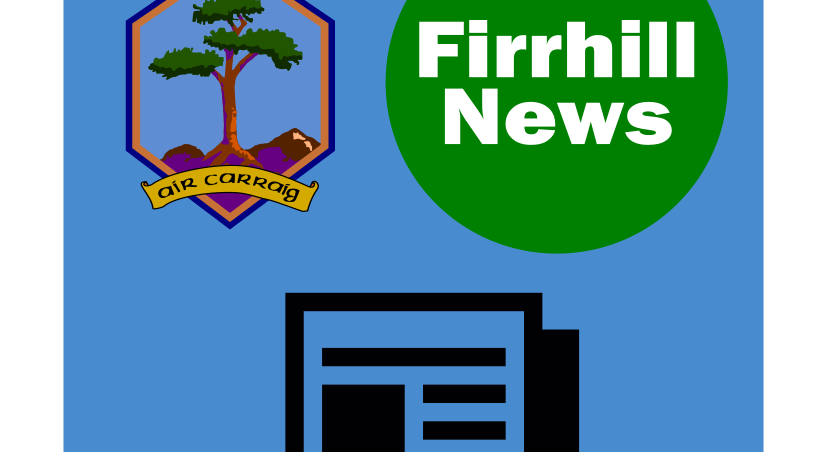 January Firrhill News