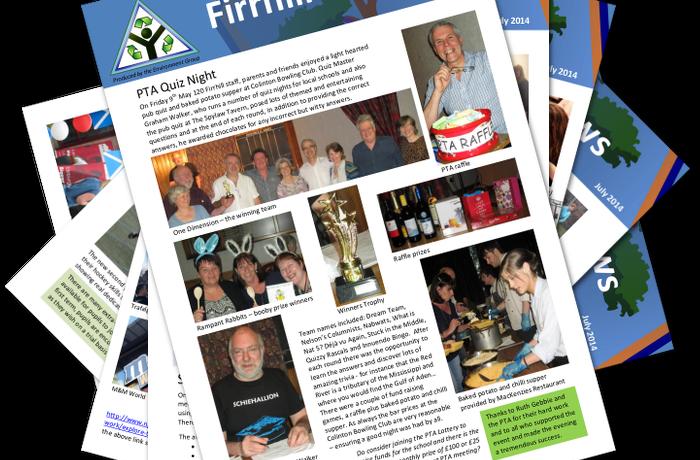 Firrhill News – August 2017