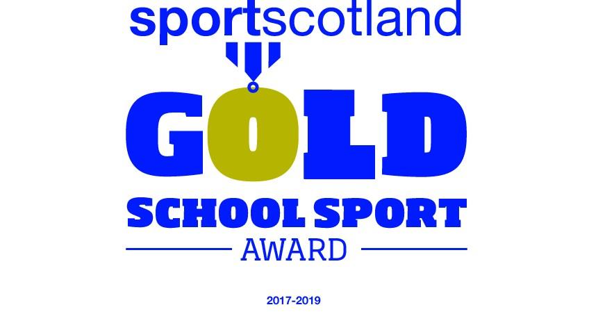 Gold School Sport Award