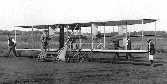 WrightBiplane