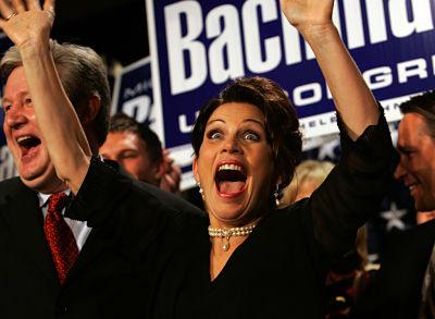 Bachmann crazy