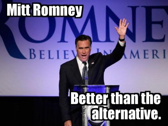 RomneyBetterThanAlternative