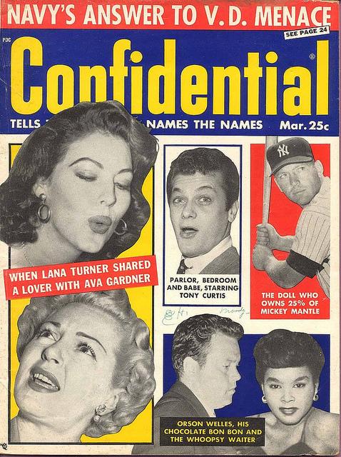 Confidential mantle-welles