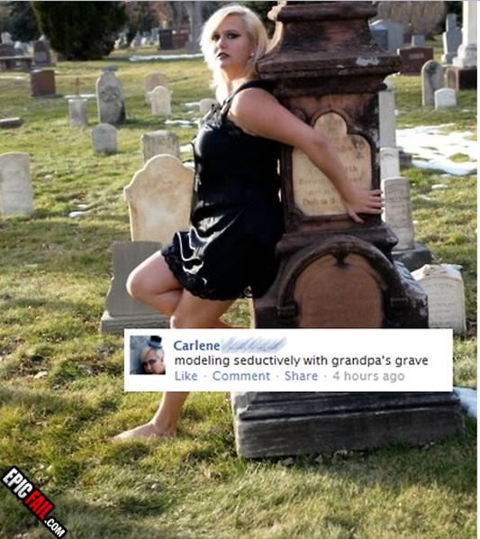 Epic-photo-fail-modeling-grandpas-grave