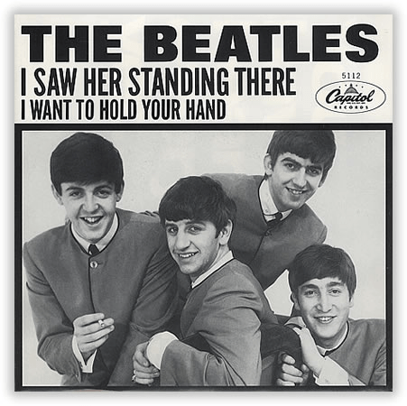 The+Beatles+-+I+Want+To+Hold+Your+Hand+++Postcard+-+7'+RECORD-228572