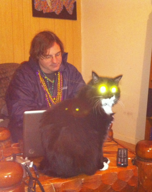 MG Devil Cat