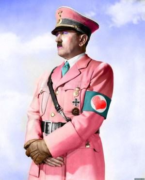 HitlerGayPink
