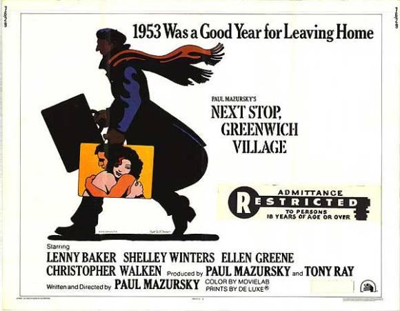 Next Stop Greenwich Village