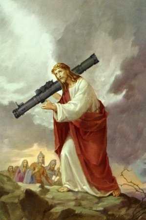 JesusRocketLauncher