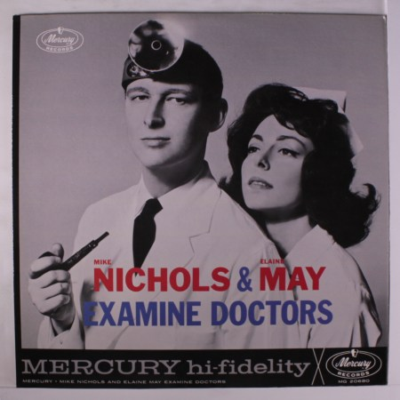 Nichols & May Examine Doctors